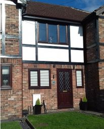Thumbnail 2 bed terraced house to rent in Lincoln Drive, Mansfield Woodhouse, Mansfield