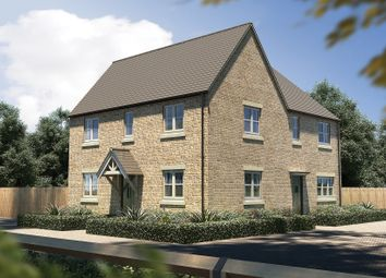 "Thumbnail 2 bedroom end terrace house for sale in ""The Westcote"" at Perryfield Court, Lansdown, Bourton-On-The-Water, Cheltenham"