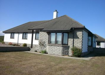 Thumbnail 4 bed detached bungalow to rent in Carmyllie, Arbroath