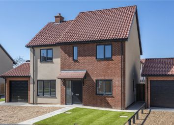 Thumbnail 4 bed detached house for sale in Plot 35 Wendover Park, Salhouse Road, Norwich