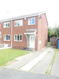 Thumbnail 3 bed property for sale in Middlegate Field Drive, Whitwell, Worksop
