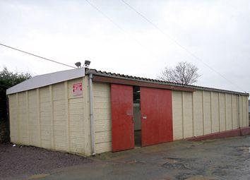Thumbnail Light industrial for sale in Gwalia Road, Tywyn, Gwynedd
