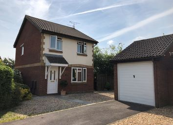 Thumbnail 3 bed detached house to rent in Woodlands Road, Charfield, Wotton-Under-Edge