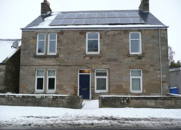 Thumbnail 3 bed flat for sale in South Road, Cupar