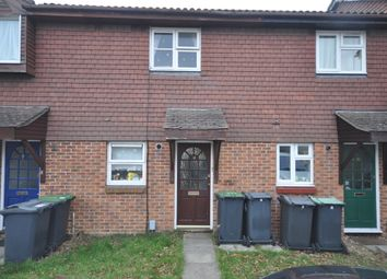 Thumbnail 2 bedroom terraced house for sale in Amethyst Grove, Waterlooville