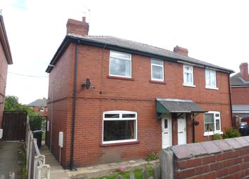 Thumbnail 3 bed semi-detached house to rent in Bosville Street, Rotherham