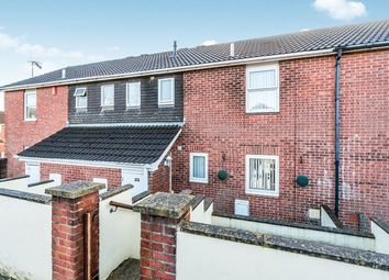 Thumbnail 3 bed terraced house for sale in Penrith Close, Plymouth