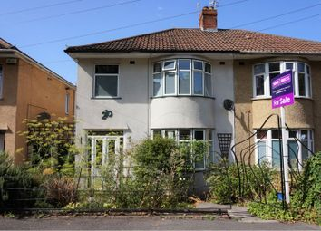 Thumbnail 3 bed semi-detached house for sale in Bedminster Road, Bedminster