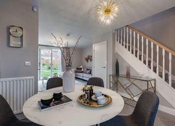 """Thumbnail 3 bed terraced house for sale in """"The Queensbridge"""" at Chilton, Ferryhill"""