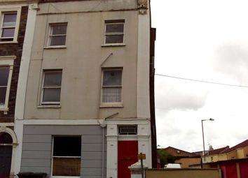 Thumbnail 1 bedroom flat to rent in Southville Road, Southville, Bristol
