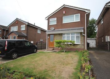 Thumbnail 3 bed detached house for sale in Chatsworth Drive, Werrington, Stoke-On-Trent