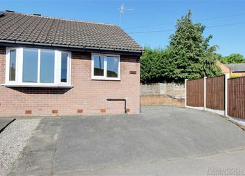 Thumbnail 2 bed semi-detached bungalow to rent in Baden Powell Road, Chesterfield, Derbyshire