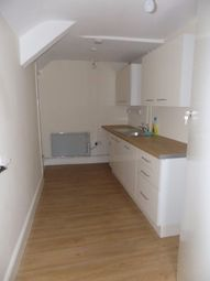 Thumbnail 2 bed maisonette to rent in Flat 1, Somerset Street, Abertillery.