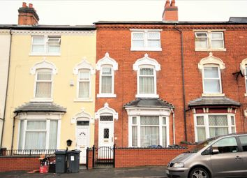 Thumbnail 4 bed terraced house for sale in Twyning Road, Edgbaston, Birmingham, West Midlands