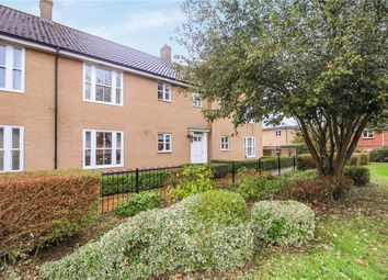 Thumbnail 2 bed flat for sale in Bromedale Avenue, Mulbarton, Norwich, Norfolk