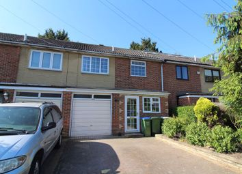 Thumbnail 3 bed terraced house for sale in Lensbury Way, London