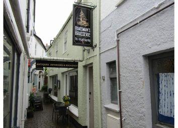 Thumbnail Restaurant/cafe for sale in Boatswain'S Brasserie, Salcombe