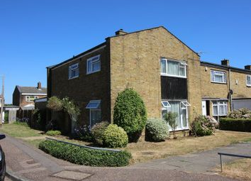 Thumbnail 4 bed end terrace house for sale in Longfield, Harlow