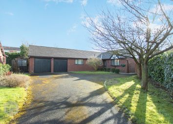 Thumbnail 5 bed detached bungalow for sale in The Croft, Euxton, Chorley