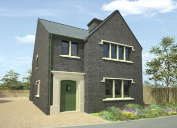 Thumbnail 3 bed detached house for sale in College Green, College Avenue, Bangor