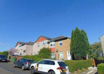 Thumbnail 3 bed flat to rent in Croftside Avenue, Glasgow