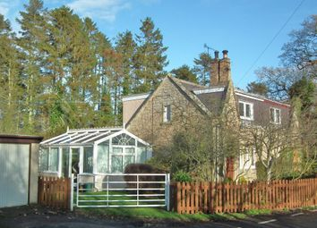 Thumbnail 2 bed semi-detached house for sale in Edrom, Duns