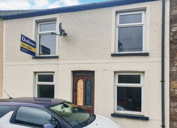 Thumbnail 2 bed terraced house for sale in Railway Terrace, Blaina, Abertillery