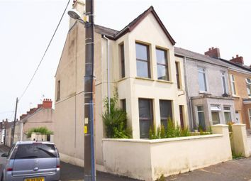 Thumbnail 3 bed end terrace house for sale in 5 St. Davids Road, Milford Haven, Pembrokeshire