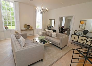Thumbnail 3 bed flat for sale in The Paddocks, Frith Lane, London