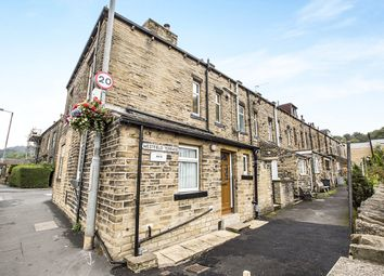 Thumbnail 2 bed terraced house for sale in Westfield Terrace, Mytholmroyd, Hebden Bridge