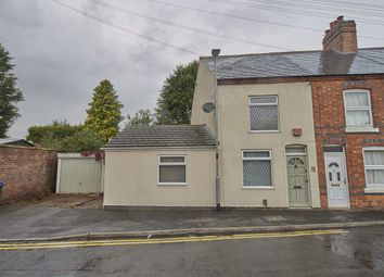 Thumbnail 2 bed terraced house to rent in Stafford Street, Barwell, Leicester