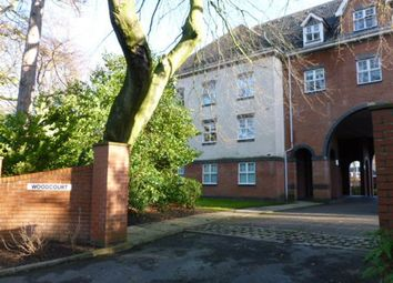 Thumbnail 2 bed flat to rent in Wood Court, Brooklands Road