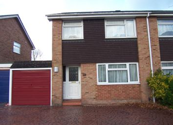 Thumbnail 3 bedroom semi-detached house to rent in Itchen Avenue, Bishopstoke, Eastleigh