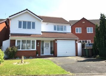 4 bed detached house for sale in Nailers Close, Stoke Heath, Bromsgrove, Worcs B60