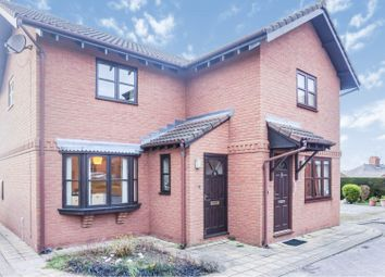 Thumbnail 2 bed semi-detached house for sale in Cobal Court, Frodsham