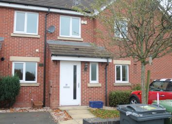 Thumbnail 3 bed town house to rent in Greenock Cresent, Wolverhampton