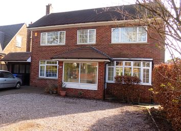 Thumbnail 5 bedroom detached house for sale in Blackpool Old Road, Poulton Le Fylde