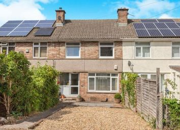 Thumbnail 2 bed terraced house for sale in Avon Road, Pill, Bristol