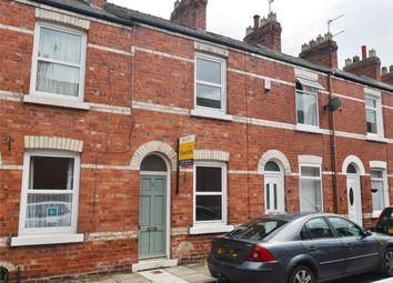 Thumbnail 2 bedroom terraced house to rent in Rosslyn Street, York