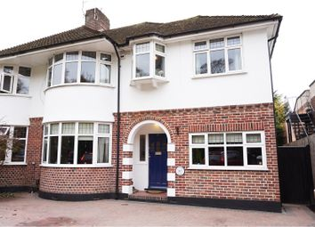 Thumbnail 4 bed semi-detached house for sale in St. Johns Road, Tunbridge Wells