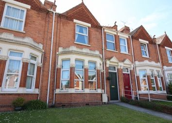 Thumbnail 4 bed terraced house for sale in Wembdon Road, Bridgwater
