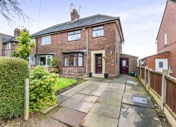 Thumbnail 3 bed semi-detached house for sale in Oldcastle Avenue, Newcastle-Under-Lyme