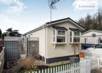 Thumbnail 1 bed mobile/park home for sale in Pickford Drive, Orchards Residential Park, Slough