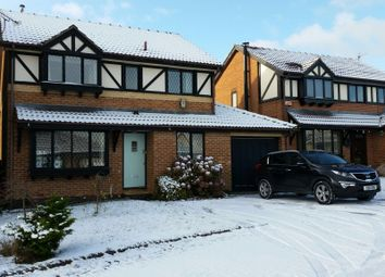Thumbnail 4 bed detached house for sale in Glade Croft, Sheffield