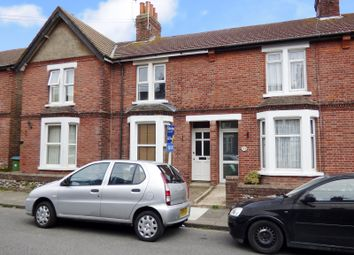 Thumbnail 2 bed terraced house to rent in Stanhope Road, Littlehampton