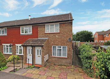 Thumbnail 2 bed end terrace house for sale in Willowmead, Hertford