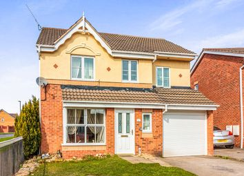 Thumbnail 4 bed detached house for sale in Gileswood Crescent, Brampton Bierlow, Rotherham