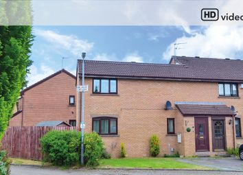 Thumbnail 2 bed flat for sale in Millhouse Crescent, Kelvindale, Glasgow