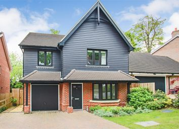 Thumbnail 4 bed detached house for sale in Pasture Wood Close, Crawley Down, West Sussex