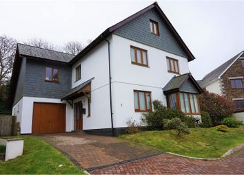 Thumbnail 5 bed detached house for sale in Jenner Gardens, St. Columb